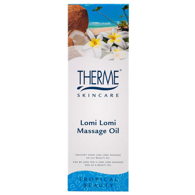 Therme Lomi lomi massage oil