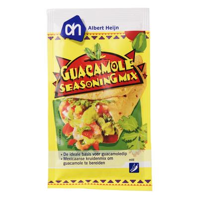 Huismerk Guacamole seasoning mix