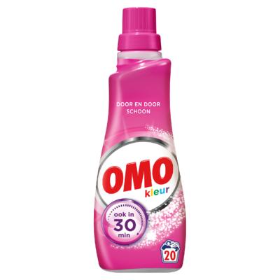 Omo Wasmiddel Klein & Krachtig Color 21 Wasbeurten 735 ml