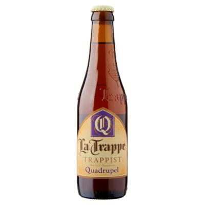 La Trappe Trappist Quadrupel Fles 33 cl