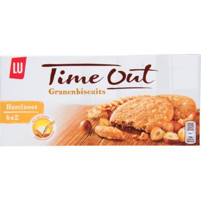 Lu Time out hazelnoot 6 stuks