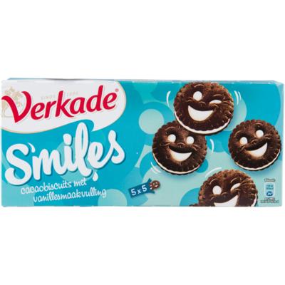 Verkade Smilies 5 x 5