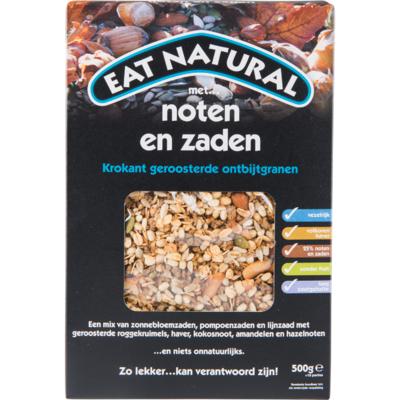 Eat Natural Ontbijtgranen noten en zaden