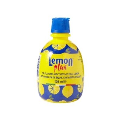 Lemon plus Citroensap