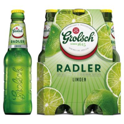 Grolsch Radler Limoen 2.0%