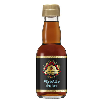 Conimex Black Vissaus