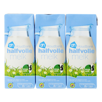 Huismerk Halfvolle melk houdbaar