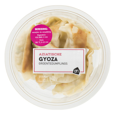 AH Gyoza groentedumplings