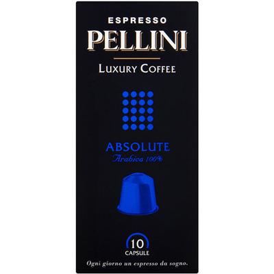 Pellini Espresso luxury coffee absolute Arabica