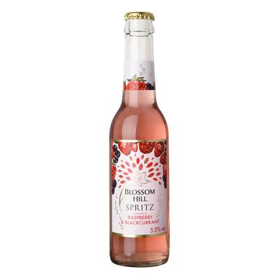Blossom Hill Spritz raspberry blackcurrant