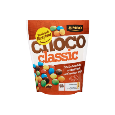 Huismerk Choco Classic