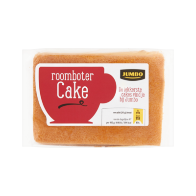 Jumbo Roombotercake