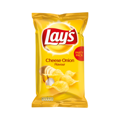 Lay's Aardappelchips Cheese Onion Flavour