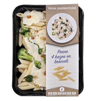 Ultra Fresh Kant en klaar Penne broccoli vierkazen