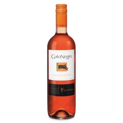 Gato Negro Rosé Wijn Cabernet Merlot Droog