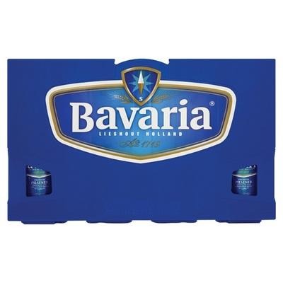 Bavaria Pils Krat Fles 24X30Cl