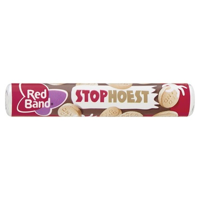 Red Band Snoep Stophoest
