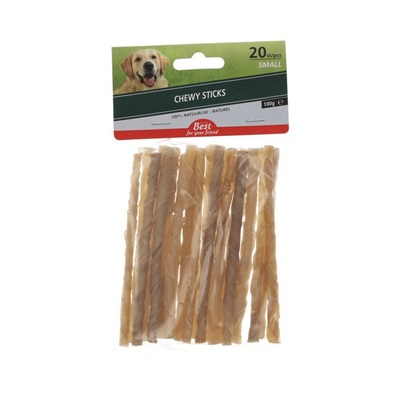 Best for your Friend Hondensnack Chewy sticks small
