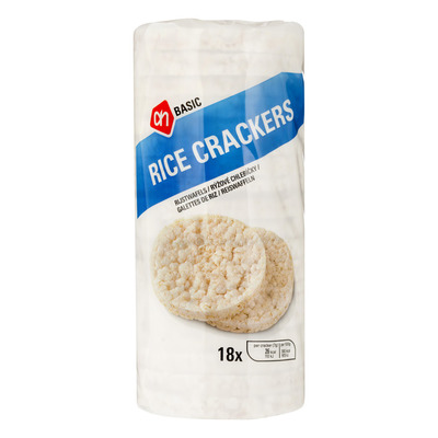 Budget Huismerk Rice crackers