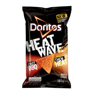 Doritos Heatwave bbq & chilli