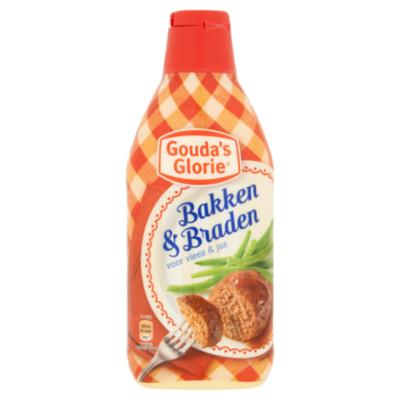 Gouda's Glorie Bak en braad vloeibaar