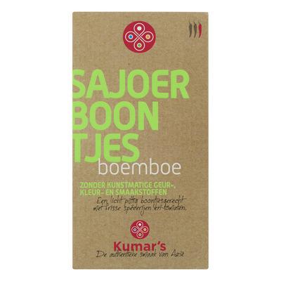 Kumar's Boemboe sajoer boontjes