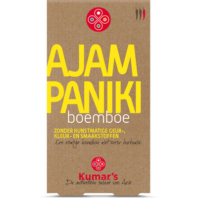 Kumar's Boemboe ajam paniki