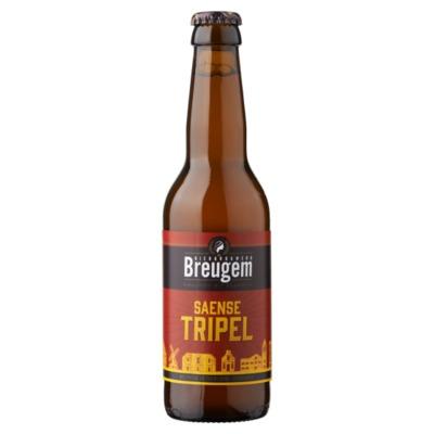 Brouwerij Breugem Saense tripel 33 cl.