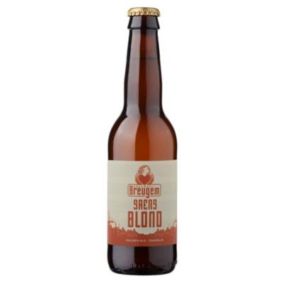 Brouwerij Breugem Saens blond 33 cl.
