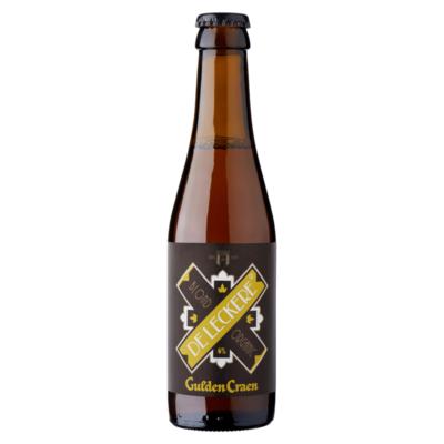 De Leckere Blond Organic Gulden Craen Fles