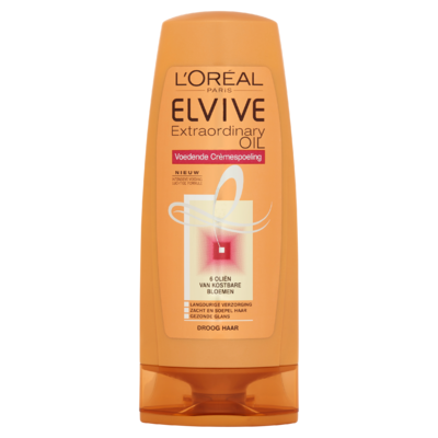 Elvive Extraordinary Oil Voedende Crèmespoeling 200 ml