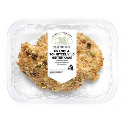 AH Vega granola schnitzel vijg-geitenkaas