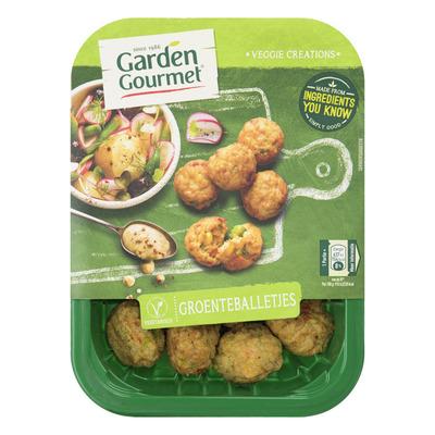 Garden Gourmet Vegetarische groenteballetjes