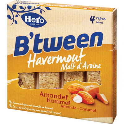 Hero Btween amandel karamel