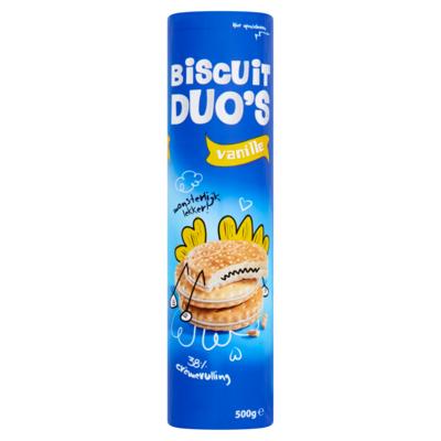 Biscuit Duo's Vanille