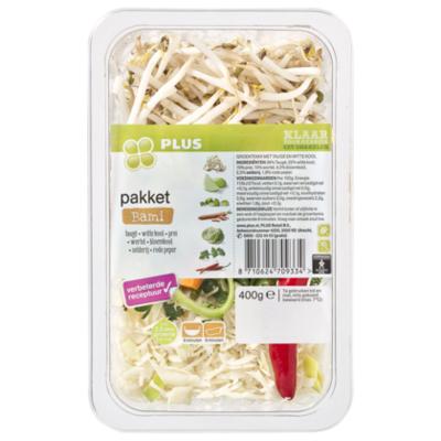 Huismerk Bami groentenpakket
