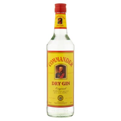 Commander Dry Gin Original