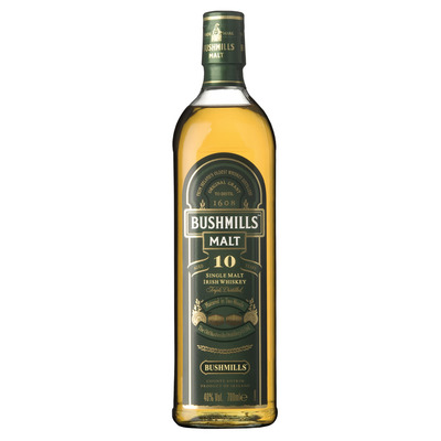 Bushmills Single Malt 10 Years Old