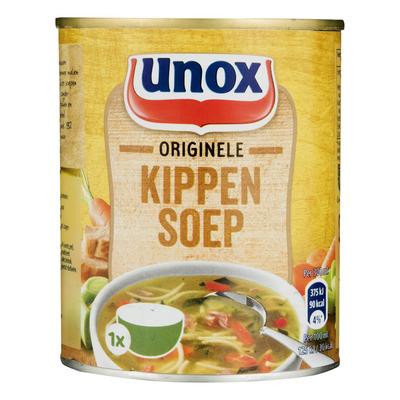 Unox Soep in blik stevige tomaten-cremesoep