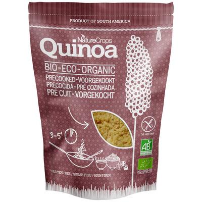 Nature Crops Quinoa voorgekookt bio