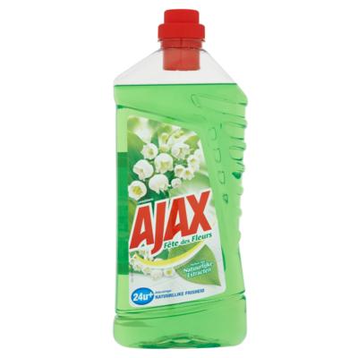 Ajax Allesreiniger fête des fleurs lentebloem