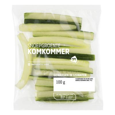 Huismerk Snoepgroente komkommer