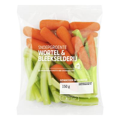 AH Snoepgroente wortel bleekselderij