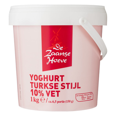 Budget Huismerk Yoghurt Turkse stijl 10% vet