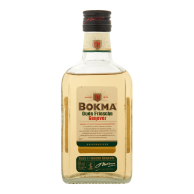 Bokma Oude Genever (Vierkant)