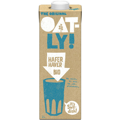 Oatly Hafer haver bio