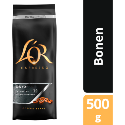 L'Or Espresso bonen onyx sterkte 5
