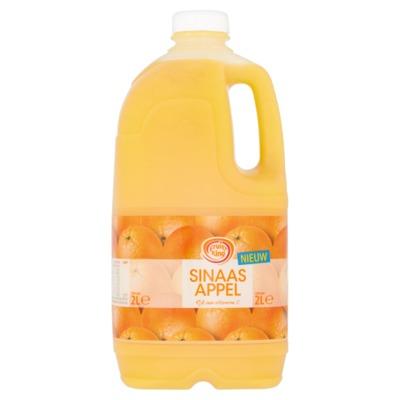Fruity king sinaasappelsap 2 liter