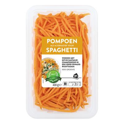 AH Pompoen spaghetti