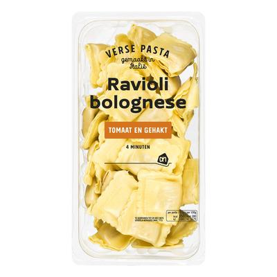 Huismerk Verse ravioli bolognese